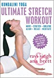 Kundalini Yoga Ultimate Stretch Workout With Ana Brett and Ravi Singh