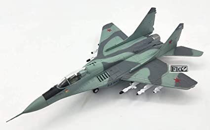 FloZ Mig 29 Fulcrum-C 1//100 diecast Plane Model Aircraft Mikoyan Soviet