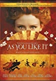 As You Like It by HBO by Kenneth Branagh