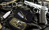 GLORYFIRE Gun Cleaning Kit Handgun Cleaning Kit