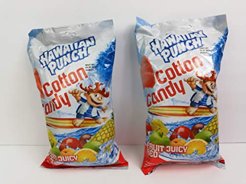 (Hawaiian Punch Cotton Candy 3.1 oz (2 Pack))
