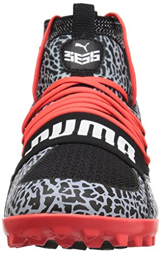 Puma 365.18 Ignite High Text St Chaussures Homme Puma Black/Red Blast/Puma White PUN5iJ