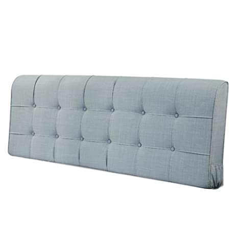 Amazon.com: Wenzhe cabecero tapizado cojín almohadillas para ...