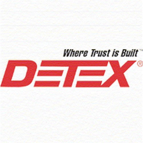 Detex ECL2100K Panic Bar Plate Guard Kit -