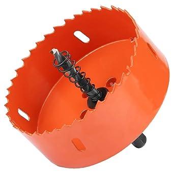 16 to 100mm Bi Metal M42 HSS Hole Saw Cutter Drill Bit For Wood Plaster Board TP