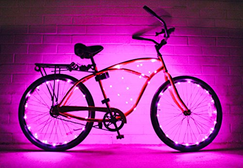 Bike Wheel / Lights - Colorful Light Accessory For Bike - Perfect...