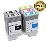 PFI107Compatible Inkjet cartridge for Ca...