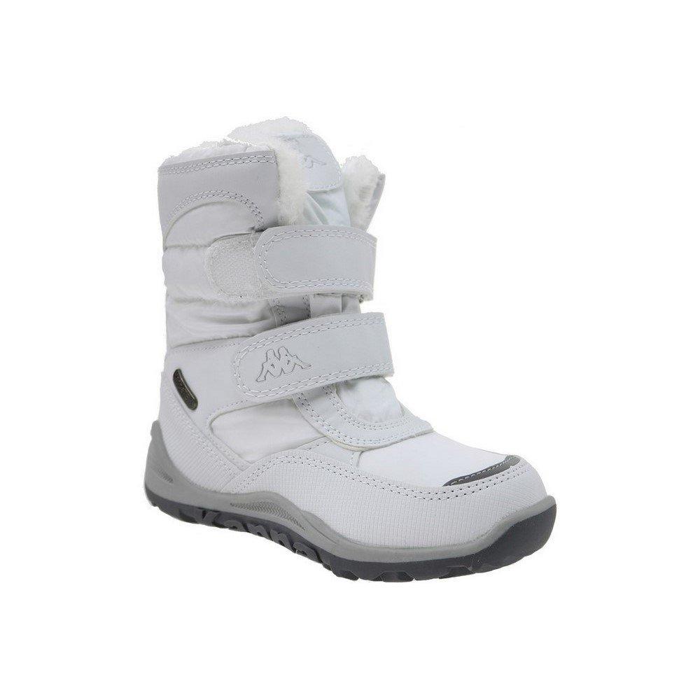Kappa Tundra Kids - 260484K1010 - Color White - Size: 3.5