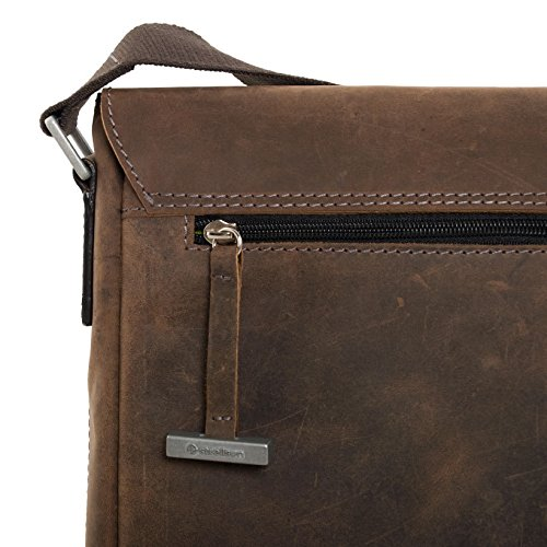 strellson Hunter Messenger Bag LH Blue