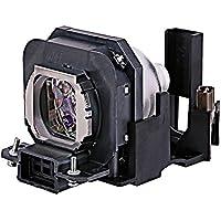 EWOS ET-LAX100 PT-AX200U Replacement Projector Lamp Bulb for Panasonic Projector PT-AX100, PT-AX100E, PT-AX100U, PT-AX200, PT-AX200E, TH-AX100.