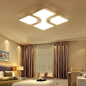 ZHFC-ultra - dünne led - deckenleuchte, schlafzimmer, square ...