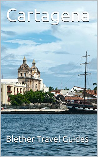 amazon com cartagena colombia 50 tips for tourists backpackers rh amazon com lonely planet colombia guide book colombia travel guide book