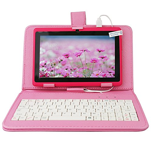 Yuntab Quad core Allwinner Protective Rosy Rosy