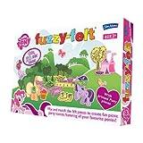 Fuzzy-Felt My Little Pony