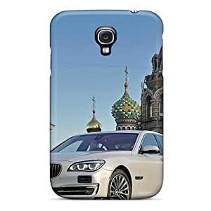 New Style Tpu S4 Protective Case Cover/ Galaxy Case - Bmw 7 Series 2013