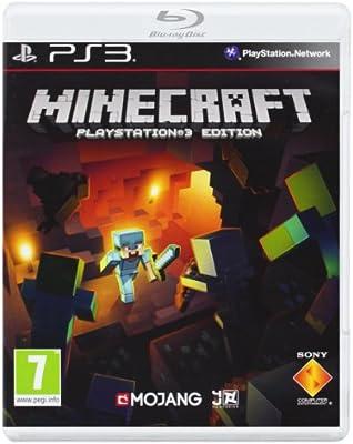 Minecraft - Edición Estándar, PlayStation 3, Disco, Versión 117 ...