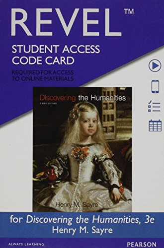 Discovering The Humanities Pdf