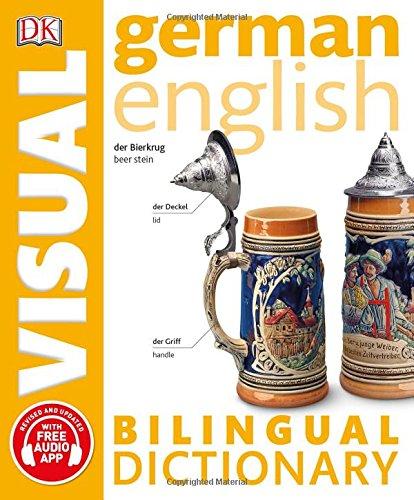 German English Bilingual Dictionary Dictionaries