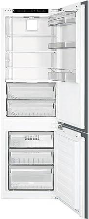 Smeg CB300U Refrigerador de 24 pulgadas Energy Star totalmente ...