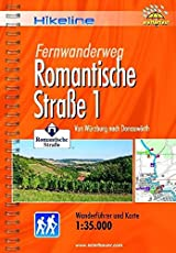 Top Sights And Map Of The Romantic Road Romantische Strasse Germany