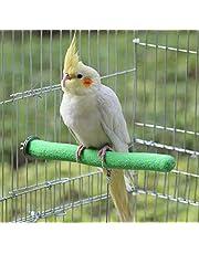 Liroyal Rectificado de color Claw Stick Loro Grinding Claw Stick Parrot Grinding Stick Bar Barra de pie Barra de la estación de fregado