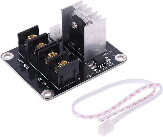 WINJEE, Módulo de alimentación de Cama Caliente con Impresora 3D ...