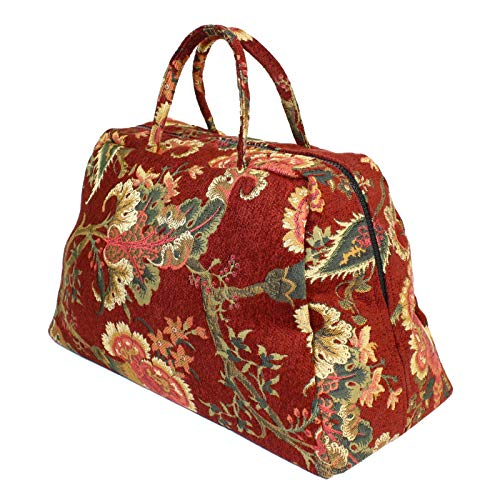 Largemouth Deluxe Mary Poppins Victorian Carpet Bag (CB55)