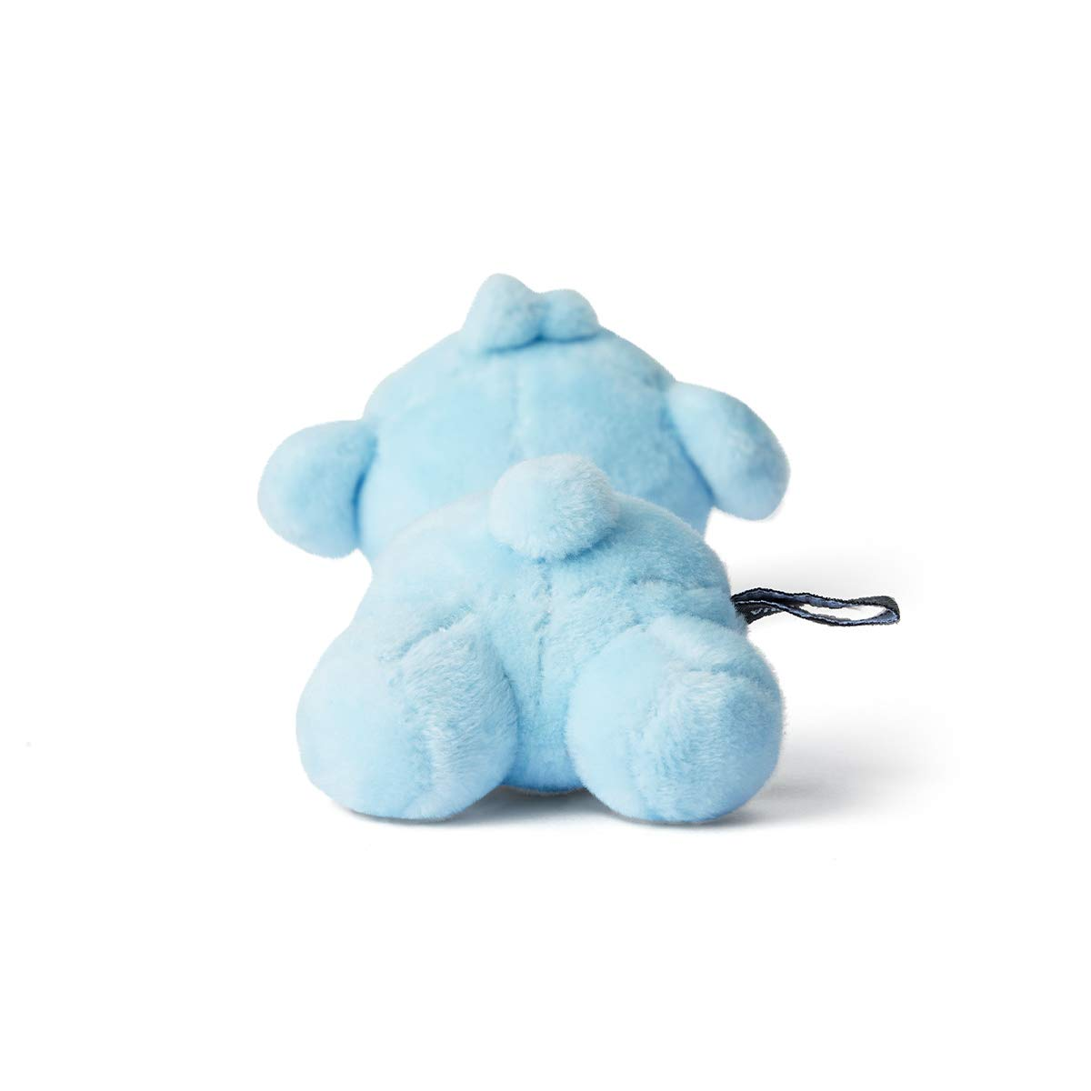 Baby Series SHOOKY Character Plush Figure Elastics Hair Tie Brown BT21 Official Merchandise by Line Friends