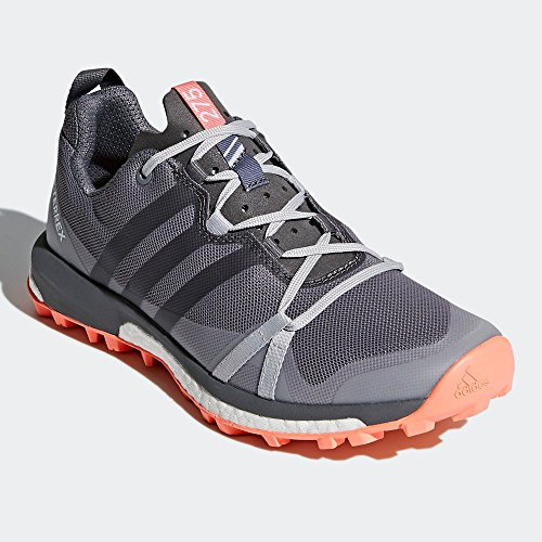 UK Grethr White Trail 6 Agravic Shoes Grethr Women's Terrex adidas W Grey Chacor Chacor Grefou 5 Grefou Running 7gq1nvx