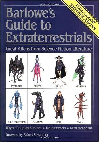 Billedresultat for wayne barlowe guide to extraterrestrials