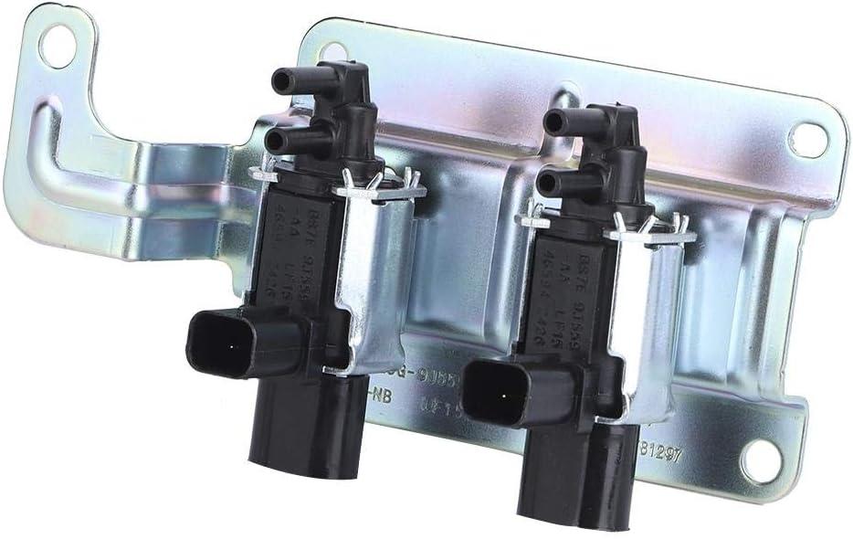 Engine Vacuum Solenoid Valve Stable performance 4M5G-9J-559NB Fit for FO-RD FO-CUS Nikou Vacuum Solenoid Valve