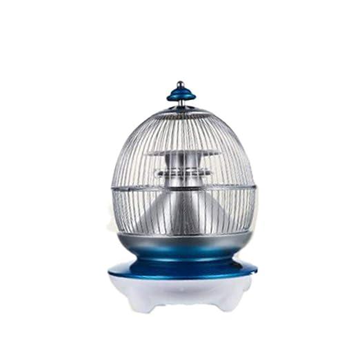 AUED Calentador, Calentador de Jaula de pájaros Calentador de Aire ...