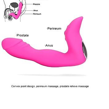 Artículos de estimulación de próstata de bricolaje