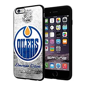 "Edmonton Oilers NHL, #1448 iPhone 6 Plus (5.5"") I6+ Case Protection Scratch Proof Soft Case Cover Protector by ruishername"