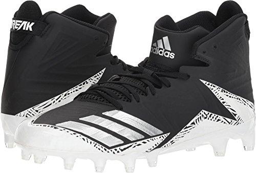 Pictures of adidas Men's Freak X Carbon Mid BW0867 Black/Silver/White 1