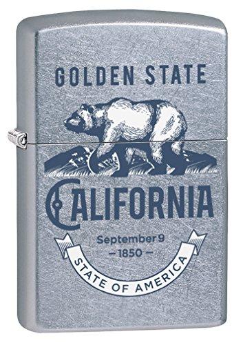 zippo made in california - 1