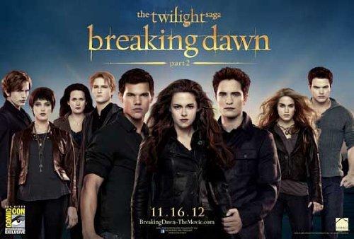 The Twilight Saga: Breaking Dawn - Part 2 Poster ( 27 x 40 - 69cm x 102cm ) (Style E) (2012)