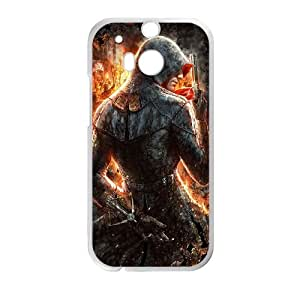Assassin'S Creed Unity HTC One M8 Cell Phone Case White persent xxy002_6917568