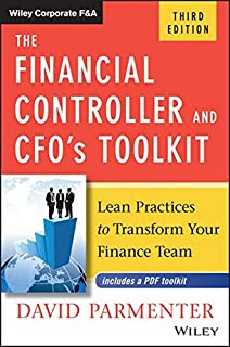 The essential cfo a corporate finance playbook bruce p nolop the financial controller and cfos toolkit lean practices to transform your finance team wiley fandeluxe Image collections