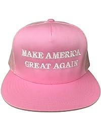 Make America Great Again Donald Trump Hat - Pink