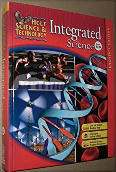 Holt Science & Technology: Integrated Science, Teacher ...