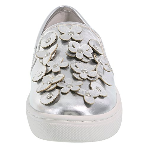 Pictures of Brash Girls' Gossip 3D Flower Slip-on * 2