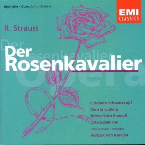 (R Strauss: Der Rosenkavalier (highlights) by Elisabeth Schwarzkopf (1995-07-31))