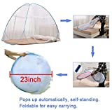 Nice purchase New Portable Folding Mosquito Net