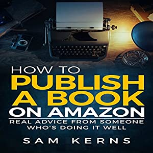 How to Publish a Book on Amazon Audiobook