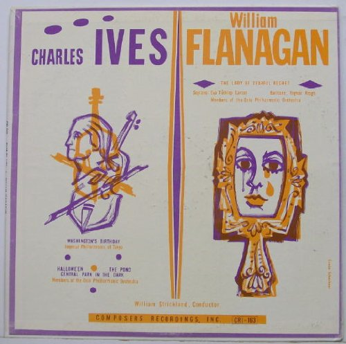 Charles Ives: William Flanagan: Washington's Birthday: Imperial Philharmonic