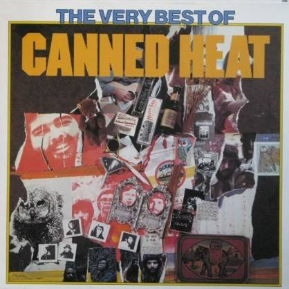 Canned Heat - The Very Best Of Canned Heat - United Artists Records - UAS 29 831 Z (Canned Heat The Very Best Of)