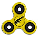 Mercy Black Time Killing Tri Fidget Spinner Anxiety Relief Finger Toy