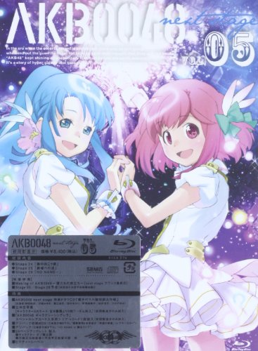 AKB0048 next stage VOL.05 - Anime