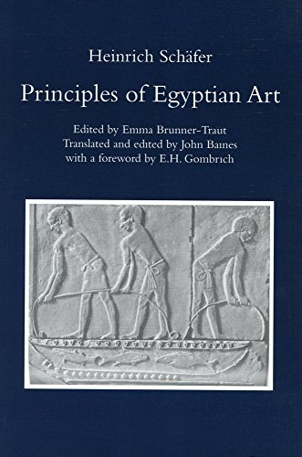 Principles of Egyptian Art (Griffith Institute Publications)